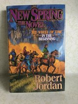 Robert Jordan book in Alamogordo, New Mexico