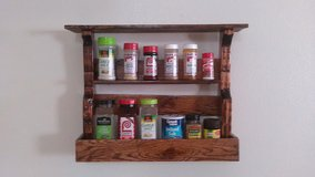 Hanging/Counter top Spice Rack in San Antonio, Texas