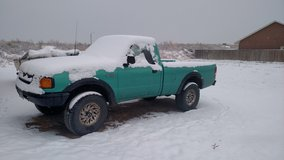93 Ford Ranger 4x4 in Fort Carson, Colorado
