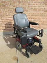 Pronto Sure Step Mobility Chair by Invacare. New batteries, decent condition, good working order. in Elgin, Illinois