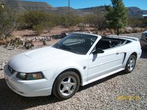 2004 mustang convertible in Alamogordo, New Mexico