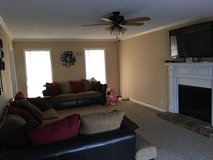 3Br, Big fenced in yard, available mid Feb-March 1st in Fort Campbell, Kentucky