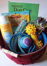 Puppy Welcome Gift Baskets for Dogs in Beaufort, South Carolina