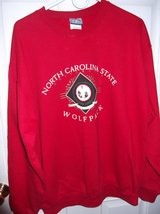 NC STATE SWEATSHIRT   (WOLFPACK) in Cherry Point, North Carolina