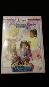 Disney Princess Party DVD in Fort Campbell, Kentucky