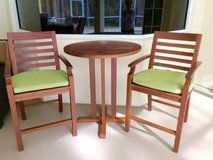 3 PIECE OUTDOOR TABLE SET in MacDill AFB, FL