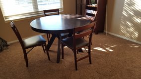 Dining Room Table, Seats 4 in Nellis AFB, Nevada