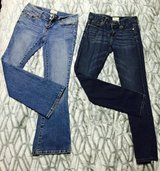 Aeropostale Jeans Sz. 3/4 S in Osan AB, South Korea