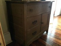 Vintage chest in MacDill AFB, FL