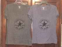 7 Converse Chuck Taylor Shirts (Size Juniors XL) in Kingwood, Texas
