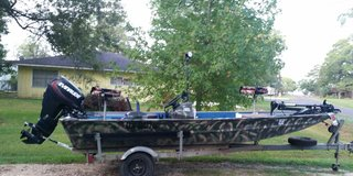 Hunting and Fishing Boat in Coldspring, Texas