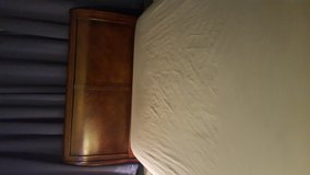 bed frame and headboard price reduced need gone in Camp Pendleton, California