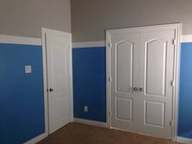 Paint 3 Rooms for $350 in Tomball, Texas