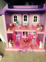 Large Plastic Doll House in Watertown, New York