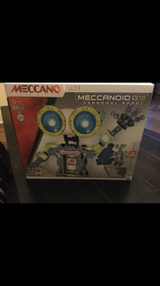 Mecanno Robot- G15- Brand new, never taken out of box in Beaufort, South Carolina