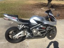 2005 Honda CBR 600RR for sale. 28,500 Miles in Moody AFB, Georgia