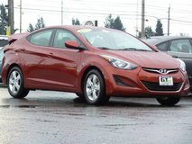 2015 Hyundai Elantra SE 1 Owner in Fort Lewis, Washington