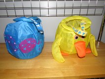 Collapsible Easter Basket/Bucket~Polyester in Yorkville, Illinois