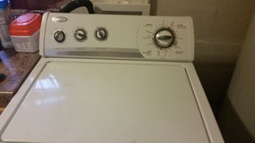 Whirlpool washer & dryer set in Fort Campbell, Kentucky