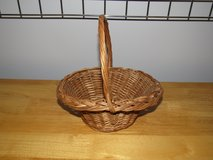 Wicker Easter Basket~Reduced in Yorkville, Illinois