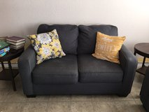 Blue Couch & Loveseat in Fort Bliss, Texas