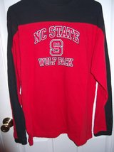 NC STATE WOLF PACK JERSEY in Cherry Point, North Carolina