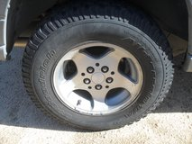 $$  Tires Wanted  $$ in Yucca Valley, California