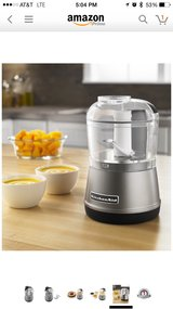 Kitchen aid food processor in Temecula, California