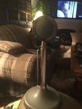 Vintage  microphone in Cherry Point, North Carolina
