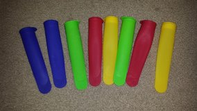 Silicone ice pop sleeves in Camp Pendleton, California