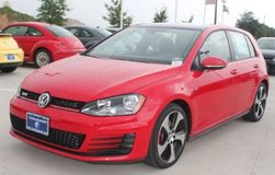 2016 Volkswagen Golf GTi in Ramstein, Germany
