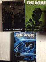 The Wire Seasons 1, 2 & 3 in Okinawa, Japan