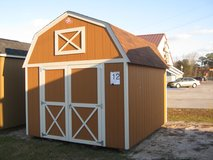 10x12 Lofted Barn Storage Building Shed DISCOUNTED!! in Moody AFB, Georgia