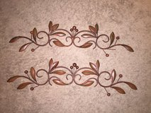 Decorative metal wall hangings in Houston, Texas