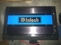 Mcintosh mc 440 monster amp 6 channel old school very sought after beast in Goldsboro, North Carolina