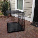 Large dog crate in Beaufort, South Carolina