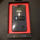 New Guess Hard Case for Iphone 6 plus in Yorkville, Illinois