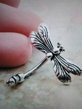 dragon fly belly ring in Camp Lejeune, North Carolina
