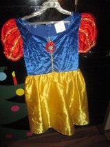 Snow White costume in Ramstein, Germany