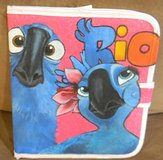 Hand Painted OOAK Rio Movie Blu Jewel iPad Galaxy Tablet 1 2 3 Cover Case in Houston, Texas