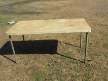 folding table in Beaufort, South Carolina