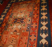 Rug 6  x 9 ft. wool rug Western Southwest Design in Pleasant View, Tennessee