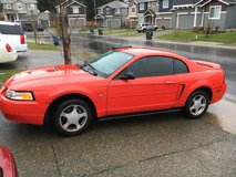 2000 Ford Mustang V6 in Fort Lewis, Washington