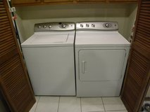 GE Profile Washer & Dryer in Goldsboro, North Carolina