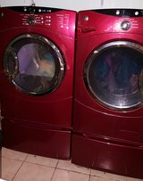GE Front Load Washer and Dryer in El Paso, Texas