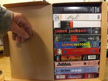 Collection of VHS Rock & Pop video in Alamogordo, New Mexico
