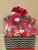 Valentine's Baskets made to order. Male or Female in Hinesville, Georgia