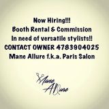LOOKING FOR GREAT STYLIST TO JOIN OUR TEAM! MACON in Byron, Georgia