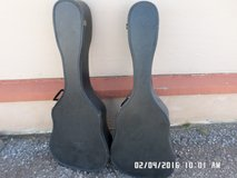 2 guitar hard cases $15 each or both $25.00 in Alamogordo, New Mexico