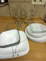 Free Dishes / Wine Glasses in Ramstein, Germany
